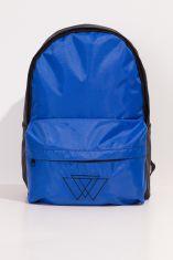 Рюкзак Warm 3 500 027 унисекс   (чёрный/синий)
