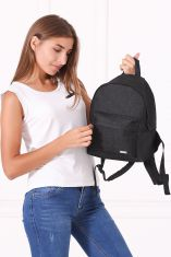 Рюкзак Warm 3 500 081   (чёрный)