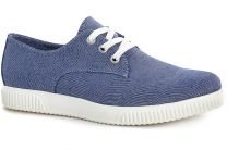 Текстильная обувь Las Espadrillas 4574-44 SH унисекс   (синий)