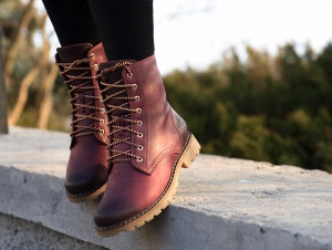 Ankle Boots Forester Bordeau 3551-48