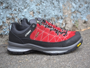 Gritex low boots grisport Vibram 12501-S7 Made in Italy