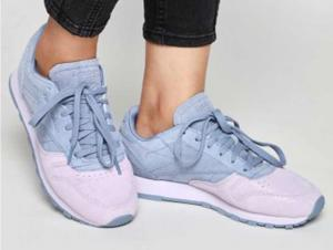 Sneakers Reebok Classic Leather Quartz Nbk/Rain Cloud bs9860