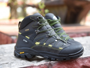 Hiking boots Lytos Eiger 17 Vibram  88894-17 unisex (black brown)