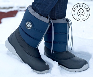Winter boots Apres Ski A70111 Forester-89
