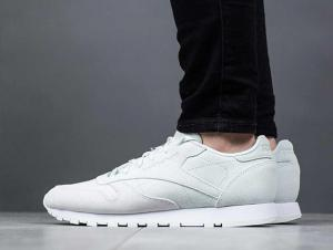 Кросівки Reebok Clasic Leather NBK - White BS9861