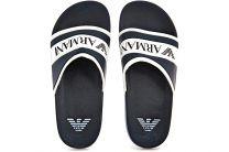 Slippers Armani Junior Flip Flops Blue 4519-89