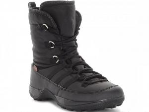 Женские сапоги Adidas Cw Libria Pearl Cp M18538 унисекс   (чёрный)