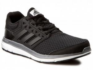 Кроссовки Adidas Galaxy 3.1 M BB3187 унисекс   (чёрный)