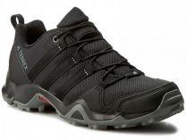 Кроссовки Adidas Terrex AX2R BA8041 унисекс   (чёрный)
