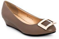Женские классические туфли Raxmax 13526TP   (светло-коричневый)