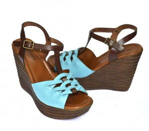 Women's sandals that wedges.Beatrice 750. 57-02