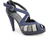 Stuart Weitzman sandals 54394 (beige/blue)
