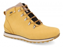 Черевики Forester Urban Balance 02-0345-004 Yellow Nubuk Boots Sympatex Insulated