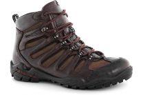 Ботинки Forester 25705-45 Коричневая кожа