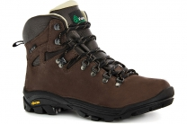 Shoes Vibram Forester 3216VG-V4 Brown nubuck