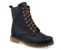 Boots with fur Forester Underground 3553-89 genuine leather