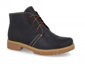 Boots Forester Jack 3988-89 Dark blue, Genuine leather