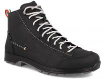 Shoes Forester Black Dolomites 12003-V40 Made in Europe