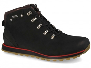 Черевики Forester Urban Balance Black 02-0345-001 Waterproof Sympatex