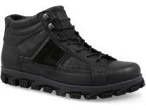 Ботинки мужские Greyder 11654-5241 Черная кожа