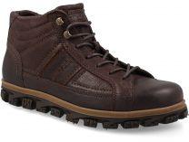 Ботинки Greyder 11654-5244 Коричневая кожа