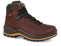 Men's boots low boots grisport 13701o1 (dark brown)