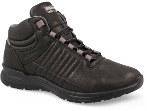 These leather low boots grisport Ergo-flex 42812-D9 Made in Italy