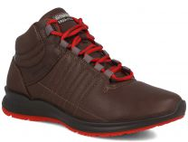 Sneakers leather low boots grisport Ergo Flex 42813D12