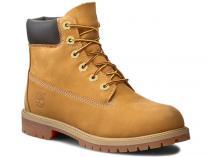 Ботинки Timberland Classic Premium Waterproof Yellow Boots 6-Inch 12909 Primaloft