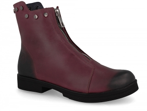 Women's shoes Forester 3503-48 BURGUNDY