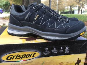 Чоловічі кросівки Grisport Vibram 12501N97tn Made in Italy