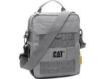 Сумка CAT Combat 83150 унисекс   (серый/чёрный)