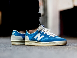 Sneakers New Balance CRT300VB (Blue,Beige)