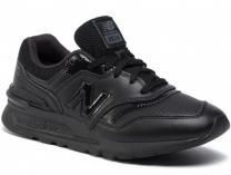 Черные кроссовки New Balance CW997HLB
