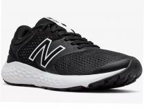 Чёрные кроссовки New Balance W520LK7