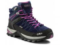 Ботинки Cmp RIGEL MID WMN TREKKING SHOES W 3Q12946-79BD