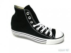 Кеды Converse All Star109814 Black canvas
