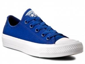 Кеды Converse Ct Ii Ox 150152C унисекс   (синий)