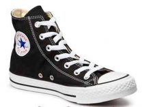 Кеди Converse Chuck Taylor All Star Hi M9160 унісекс (Чорний)