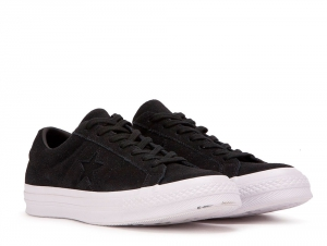Кеды Converse One Star Ox 158482C (чёрный)