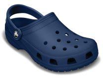 Сланцы и шлепанцы Crocs Classic 10001-410 унисекс   (тёмно-синий)