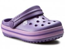 Сандалии Crocs Crocband 10998-5N4 унисекс   (перламутровый/фиолетовый)