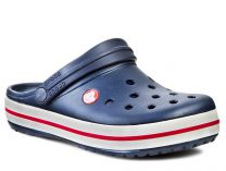 Sandals Crocs Crocband 11016-410 unisex (blue/white)