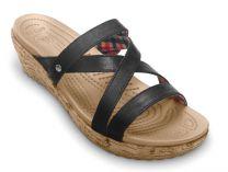 Сандалии Crocs Isabella Flip Flop 11847-060-480 (коричневый)