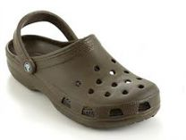 Сандалии Crocs Classic 10001-200 унисекс   (коричневый)