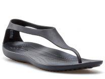 Сандалии Crocs Sexi Flip 11354-060    (чёрный)