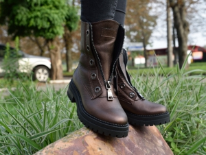 Shoes Dr Forester. Zip 1533-29