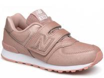 Детские кроссовки New Balance YV574KA