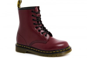 Shoes Dr. Martens Pascal 1460-10072600 Dark Cherry