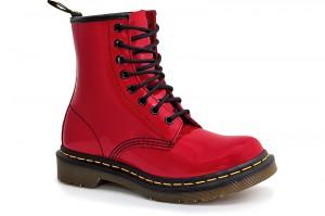 Берцы Dr.Martens 1460-11821606 Красные